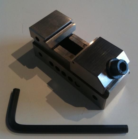 mini precision vise mini vise lxwxh 65x254x29 mm