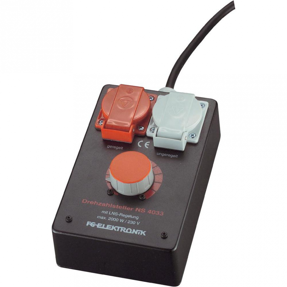 phase angle dimmer ns 4033 in housing and 2000w continous load