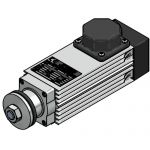 SawMotor C35-C-SB-BT-0.5kW-LH-12000RPM