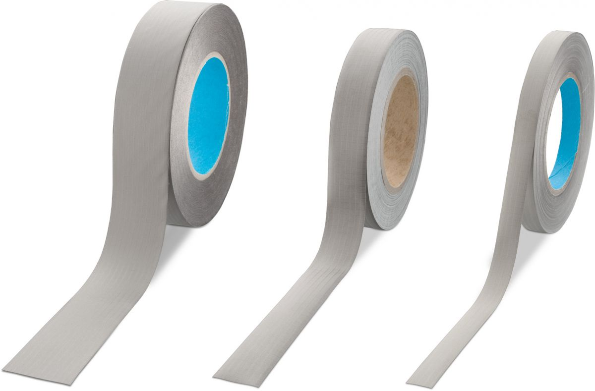 shielding tape conductive 20mm wide textileflexible