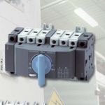 Socomec Manual Change Over switch 25A
