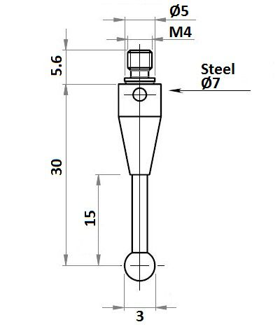 spare stylus for tc52tc62 143777