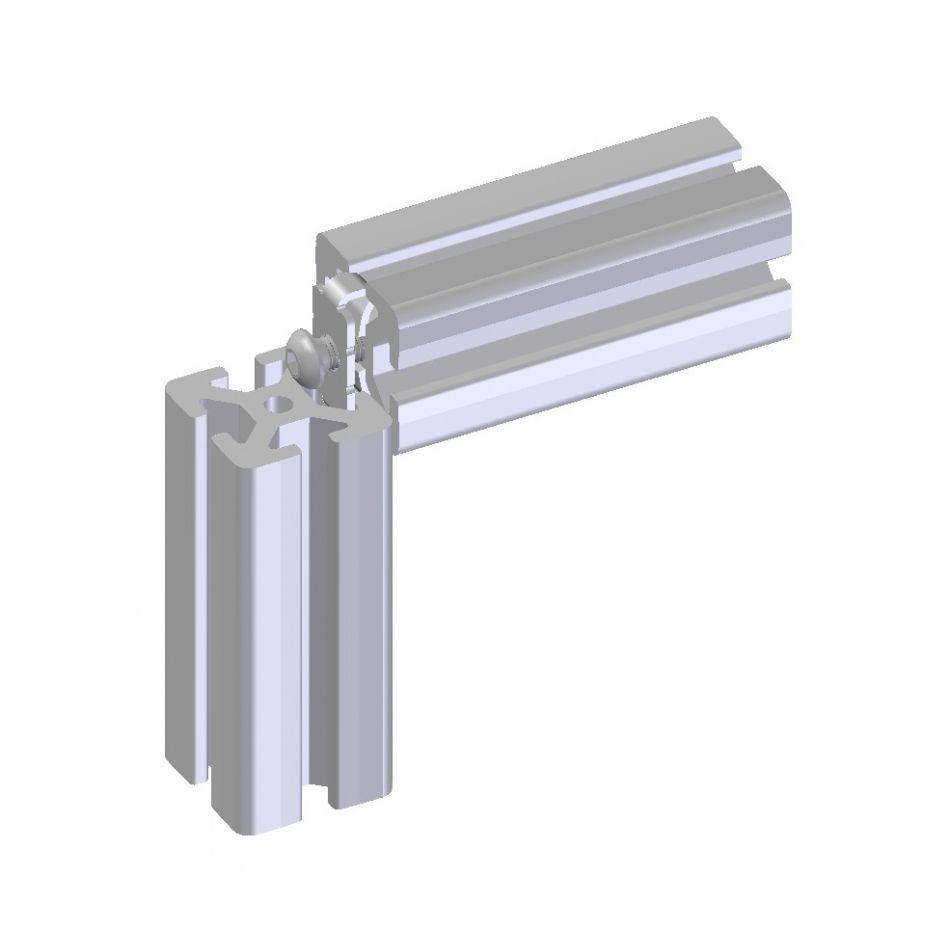 standardverbindungssatz 8 verzinkt platem8x20bolt