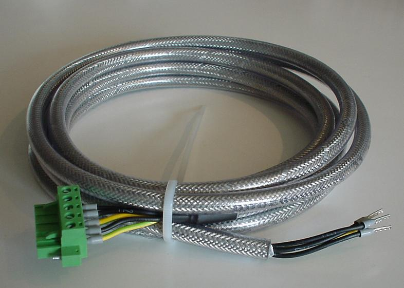 stepper cable assembly 6 meter
