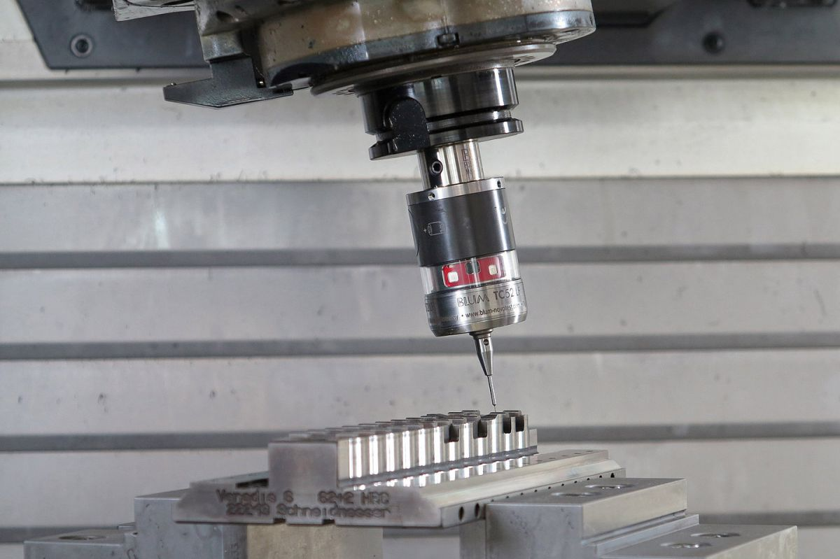 tc52 workpiece touch probe toolholder for example hskf63
