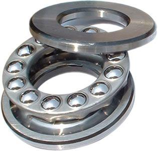 thrust ball bearings 5x11x45mm