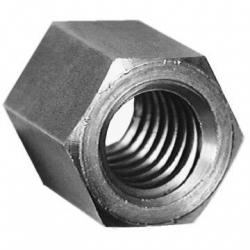 trapezium nut hex tr16x4r steel d27mm l24mm
