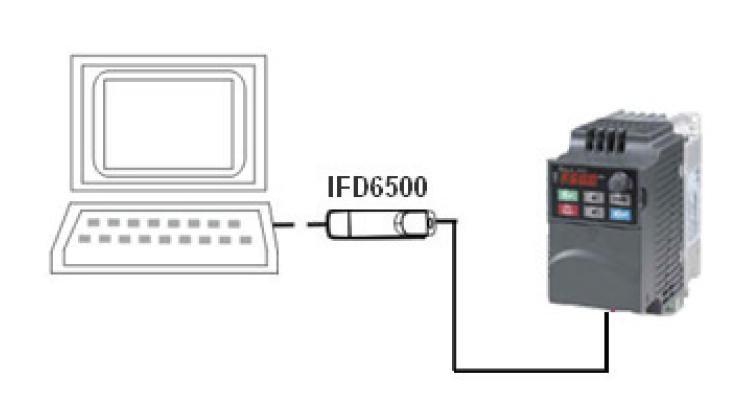usb rs485 converter ifd6500