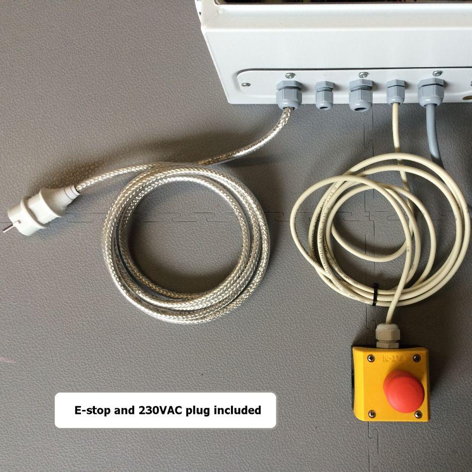 vfd control box 230v