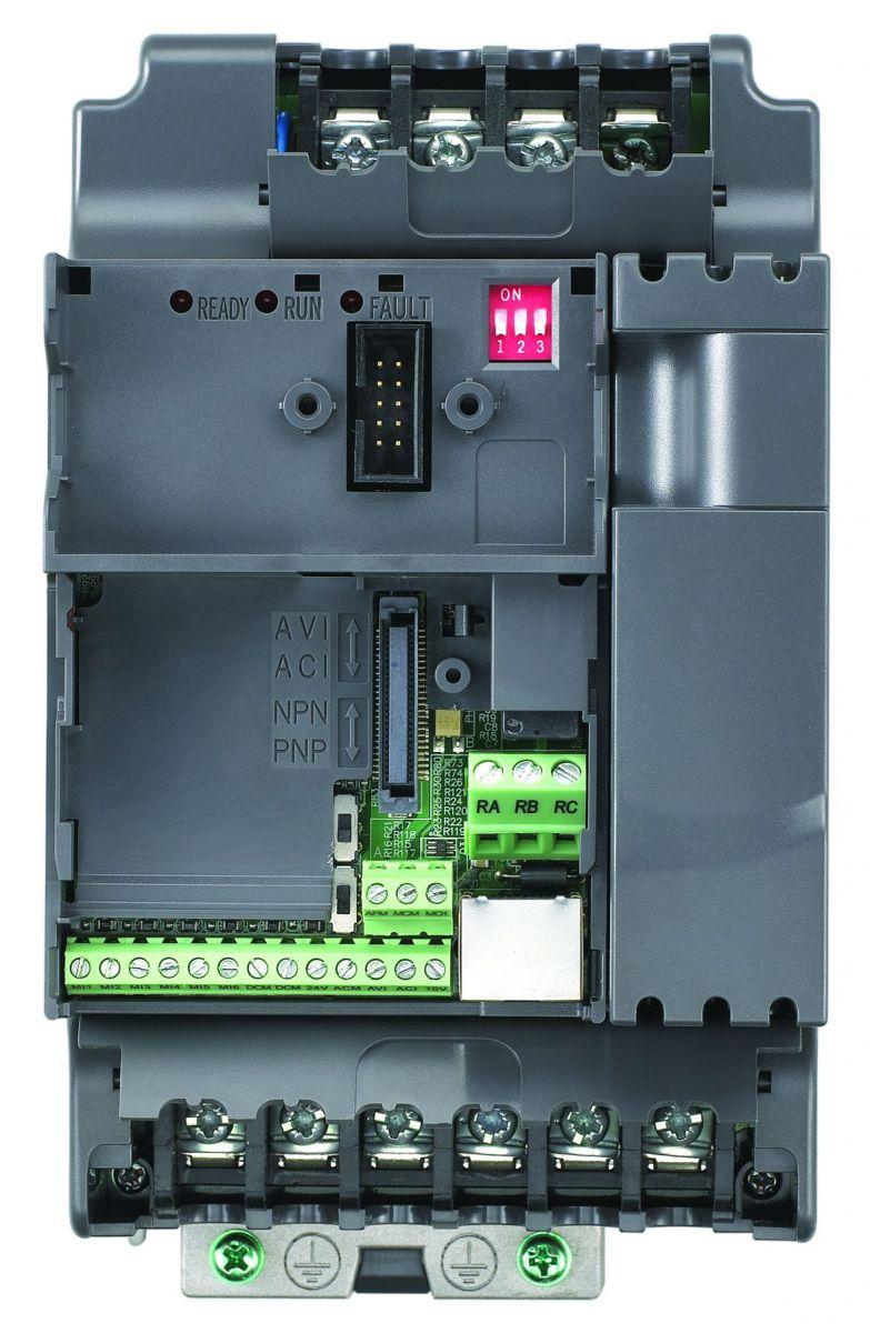 vfd022e43a 400v400v 22kw keypad