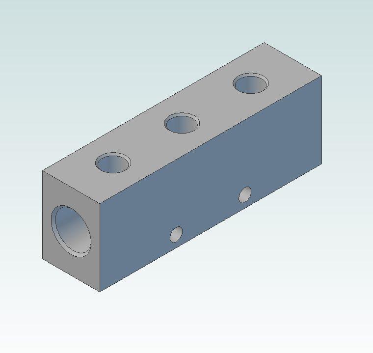 w0503131016 10 way pneumatic distributor 2x126x14