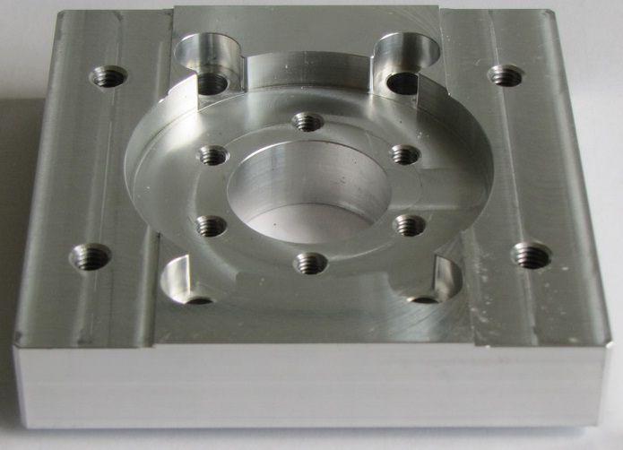 wormgearbox v40 adapterplate to mount nema34 mount